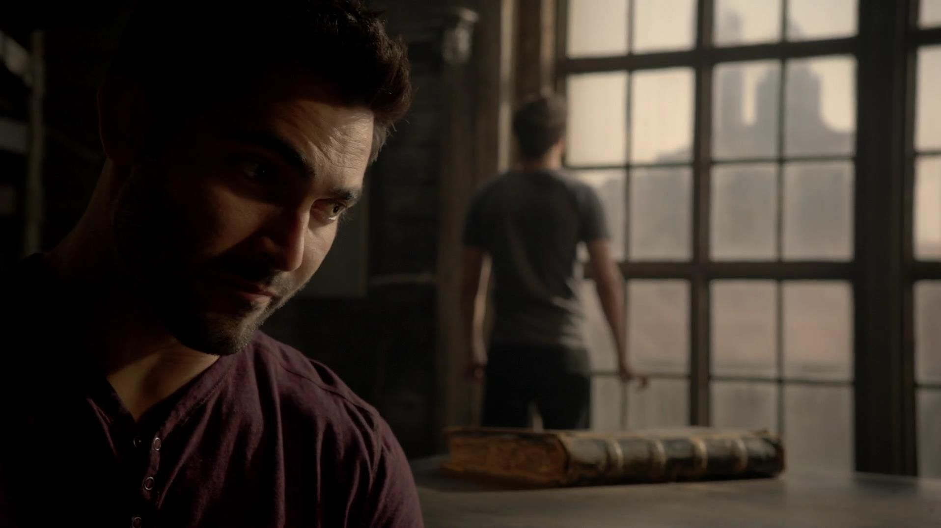Teen Wolf fanfiction The Skittish One